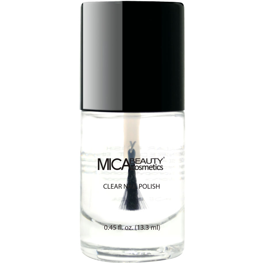 Clear Nail Polish By Micabeauty