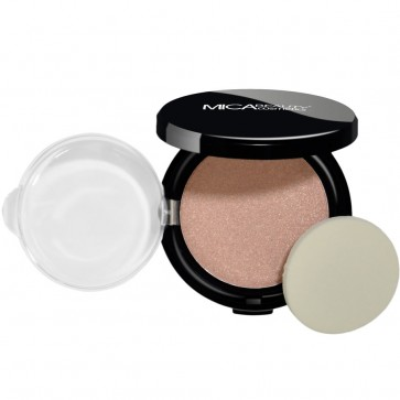 Pressed Face & Body Bronzer - MicaBeauty