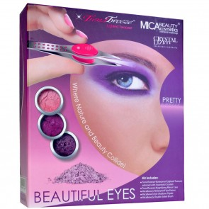 Beautiful Eyes - Tweezer Kit - MicaBeauty
