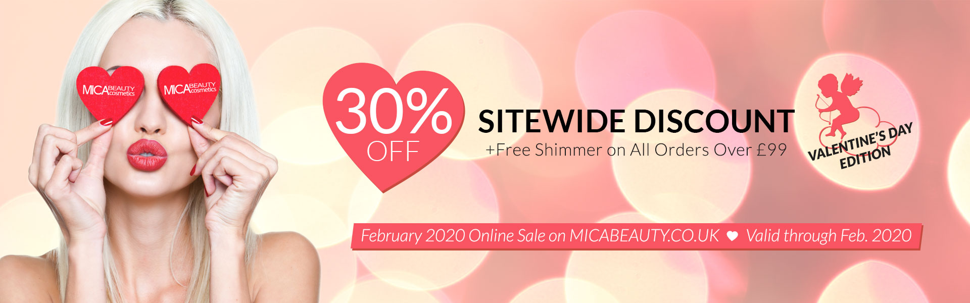 February 2020 Online Sale