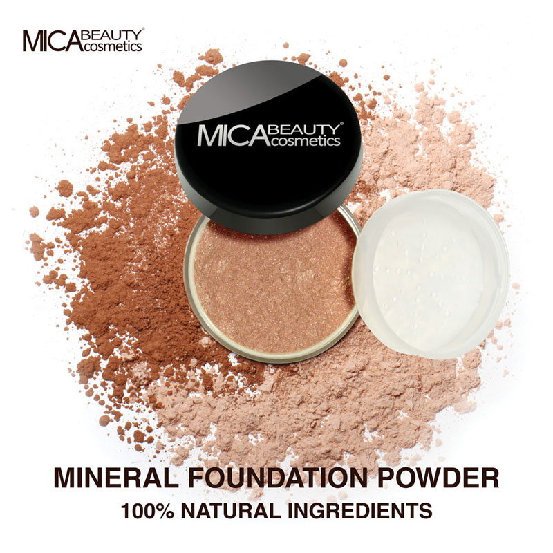 Micabeauty Mineral Foundation Powder